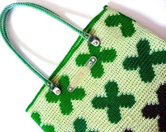 Preloved Skipping Girl Tote Bag