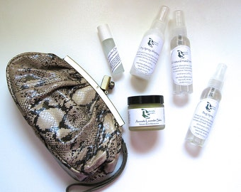 BODY SPRAY - Hand Sanitizer / Bug Repellent / Dry Shampoo - All Natural 2.0oz