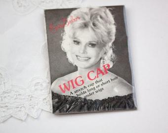 Wig Cap, Eva Gabor Memorabilia, Vintage Advertising