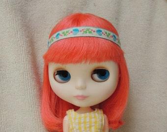 Neo Blythe Embroidered Headband