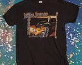 Brian Setzer Orchestra Stray Cats  Shirt Size L