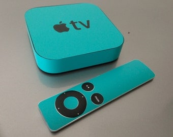 Apple TV Skins (Multiple color Choices) (Apple TV NOT included)