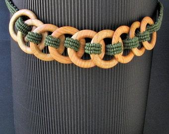 Chain pendant SERPENTA