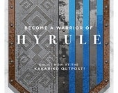 Become a Hyrule Warrior
