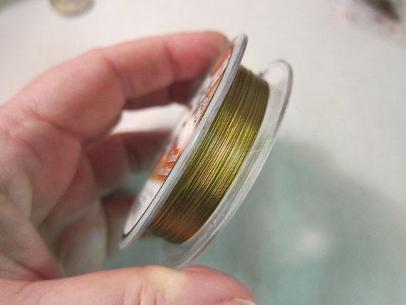 accu flex 7 strand beading wire 0 012 diameter
