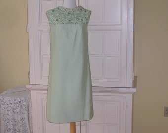 Shantung Party Dress