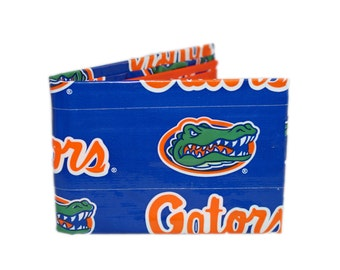 Florida Gators  Duct Tape Wallet