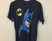Vintage 1989 Batman T-Shirt