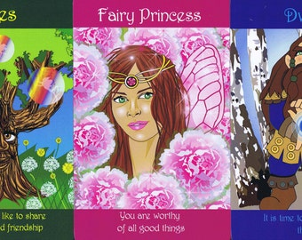 Enchanted Fairy Channeled Oracle Reading - PDF Document