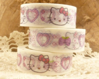 Pink Hello Kitty Washi Tape - MM2091