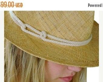 Summer Sale 10% Off Panama Straw Hat , Sun Hat