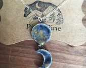 Moon Drop Necklace *Ships FREE in U.S.*