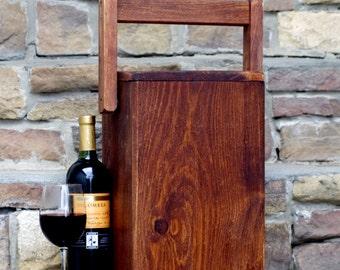 Wine Cooler - Wine Tote - Kombucha Cooler - Kombucha Tote