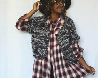 The Warm Tea Crochet Cardigan Pattern. Instant Download!