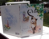 Minou By Mindy Bingham Illustrated By Itoko Maeno  1987 /Not Included in Coupon Sale New listing/