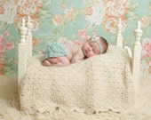 Kayleigh Bed Set Photography Prop Newborn bed, All American Doll Bed