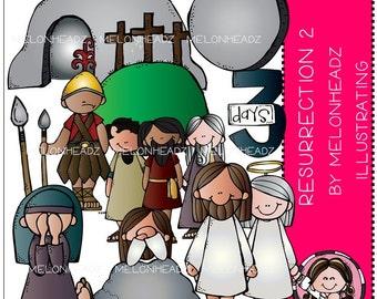 Resurrection clip art Part 2