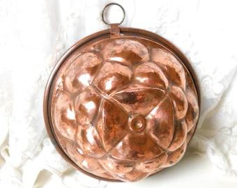 antique copper mold antique french vintage french copper mold copper cake mold copper cookware