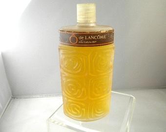 Vintage O' de Lancome  2 fl. oz Splash Missing Top Full Bottle