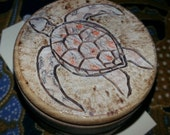 Trinket Box, Sea Turtle