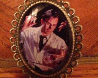 Reanimator Horror Movie Ring
