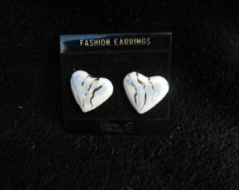 Earrings: Porcelain Jewelry