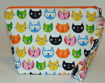 Cool Cats project bag