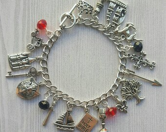 Reign Charm Bracelet