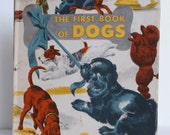 The First Book of Dogs by Gladys Taber