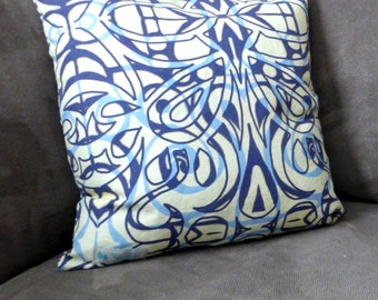 Out Of The Blue Accent Pillow