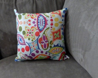 Modern Print Accent Pillow