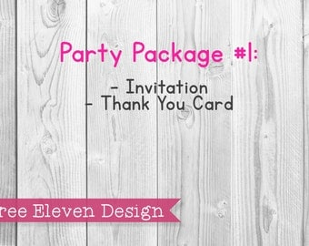 Party Package #1