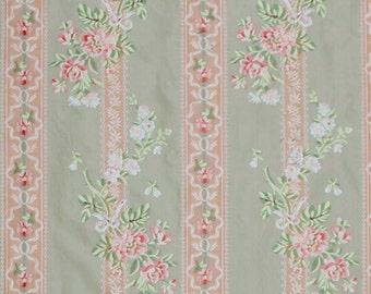 SCALAMANDRE NEMOURS SITTING & Masters Silk Jacquard Fabric 5 Yards Special