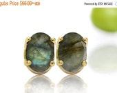 SUMMER SALE - 14k gold earrings,customize earrings,personalized earrings,gemstone earrings,labradorite earrings,bridesmaid gifts