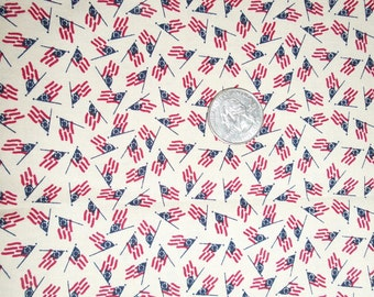 Americana in Miniature Marcus Brothers Quilt Fabric