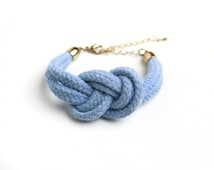 Pantone 2016 - Bracelet with sailor knot