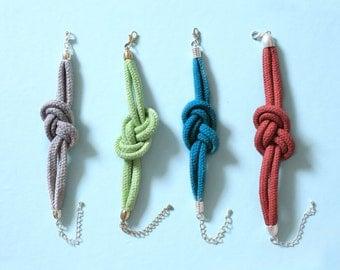 Sailor Knot Bracelet in various colours