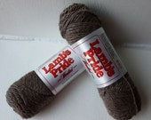 Yarn Sale  - Brown Heather  Lamb's Pride Worsted by Brown Sheep Company