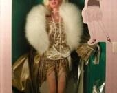 1920 Flapper Barbie Doll Collectable Vintage Barbie from 1993 Flapper Dolls Original In Box Flapper Dolls