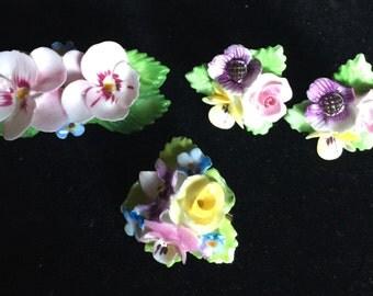 Denton China Jewelry Set