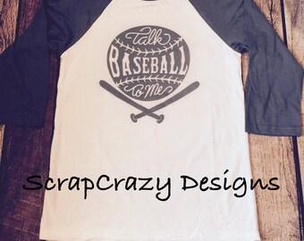 Talk Baseball