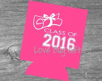 Class of 2016 - Graduate - can cooler