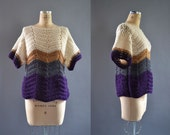 Sweater for Women | The 'Freerange' Sweater | Chunky knit sweater | Winter Sweater | February Amethyst Birthday | Valentines Day Gift |