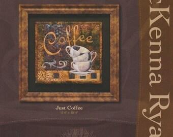 McKenna Ryan, Just Coffee Quilt Pattern, Coffee Classics, Quilting, DIY, Coffee Cups