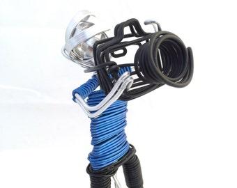Wire Sculpture Photographer