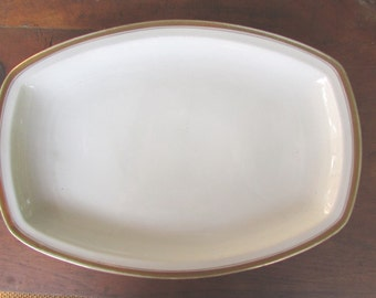 Extra Large Platter Vintage Carlsbad China M Z Altrohlau CM-R Maria Theresia