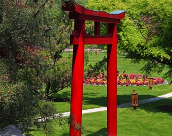Torii Gate-vertical (FREE shipping in the U.S. only)