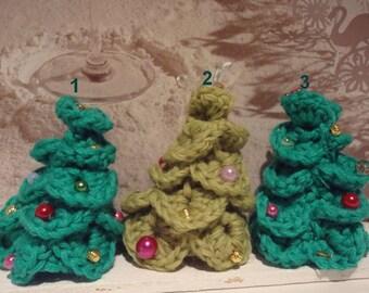 Christmas Tree, Crocket, Home decor