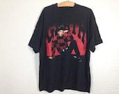 garth brooks vintage shirt size XL