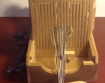 Tape Weaving Loom
